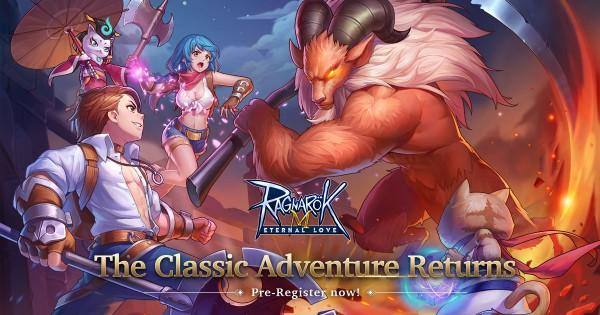 Ragnarok M: Eternal Love Global Version launches January 9